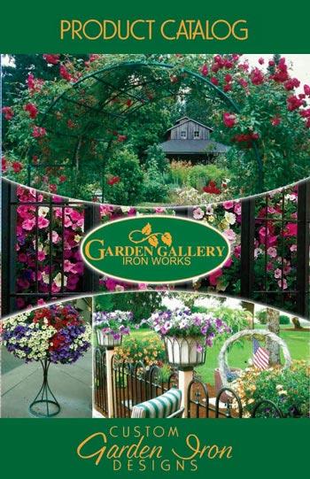 Garden Gallery Iron Works Catalog Custom Design Of Garden Gallery